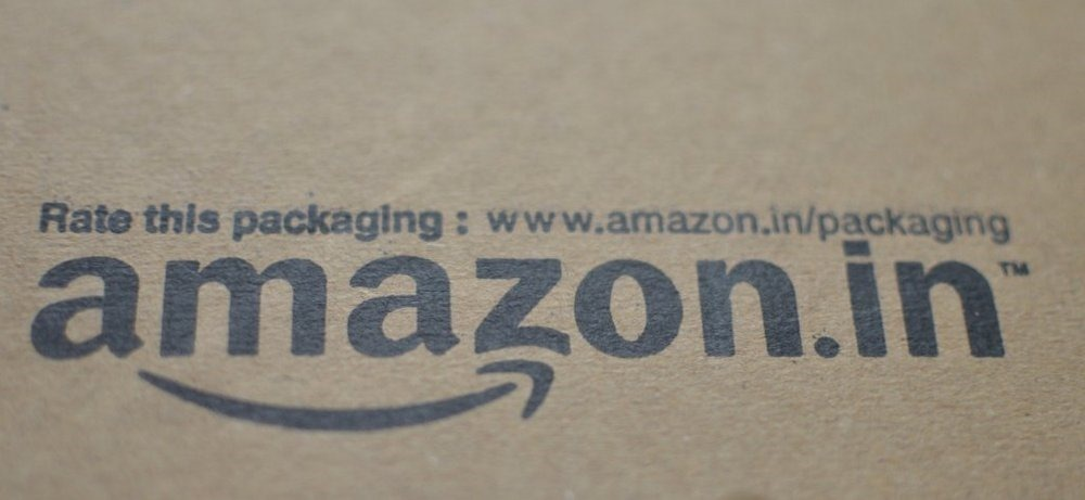 Amazon India ecommerce packaging Logo-001