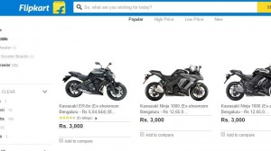 Flipkart Aims To Capture 2% of Two-Wheeler Market In India; Can They Sell 3,00,000 Units In A Year?