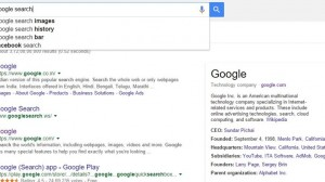 Google Revamps Desktop Search, Now No Ads On The Right Side