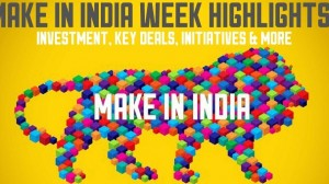 #MakeinIndia Week Highlights: 15.20 Lakh Cr Investment, Key Deals, Initiatives & More…