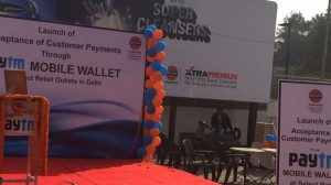 Now, Paytm Wallet Accepted even at Petrol Pumps! #OfflinePush