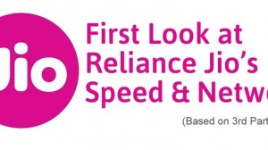 First Look at Reliance Jio's Speed & Network Based on 3rd Party Tests