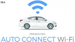 Ola launches Free In-Cab 'Auto-Connect Wi-Fi' to Access Internet Without Entering Any Credentials