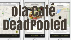 Ola Shuts Food Delivery Business Ola Café