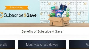 Amazon Brings 'Subscribe & Save' Service in India For Recurring Purchases