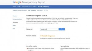 Google Honestly Says Google.com May be Unsafe for Browsing, But not Bing!
