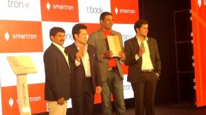 Sachin Tendulkar Pushes for Made In India IoT Firm Smatron, Launches 2-in-1 Laptop & Smartphone