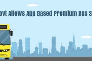 Delhi Govt Allows App-Based Premium Bus Services to Operate From June 1