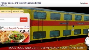 IRCTC Now Offers 50% Cash Back on All Prepaid Orders Over Rs.300