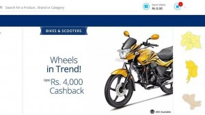 Paytm Sold 1000+ Bikes Online in April; Claims Top Spot in Cars & Bikes Segment