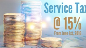 New Effective Service Tax is 15% From June 1st, Thanks to Krishi Kalyan Cess