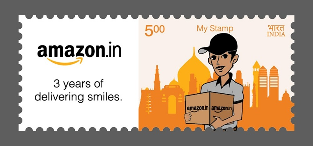 Amazon My Stamp