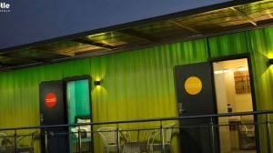 See How One Indian Startup Developed Modular Portable Hotels 'Smartotel' From Recycled Containers!