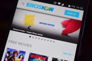 Eros Now, Micromax Partner to Offer Content To Smartphone Users With a Preloaded App