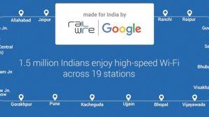Google's Free WiFi, A Massive Hit; 15 Lakh Passengers Enjoying Free Internet Across 19 Railway Stations