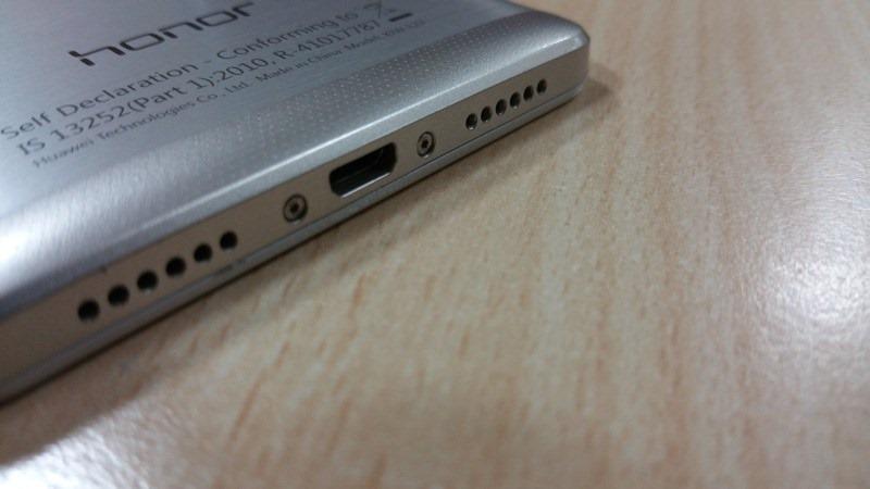 Huawei Honor 5X Side