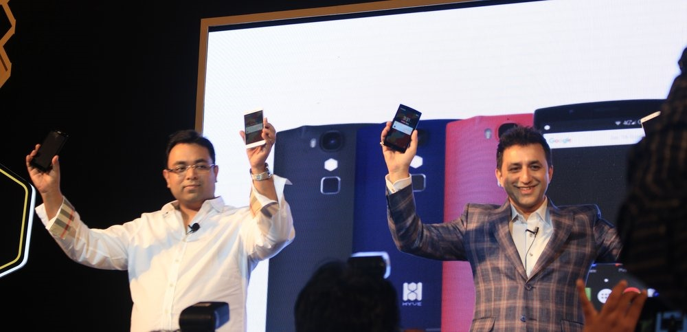 Hyve Mobile Launch