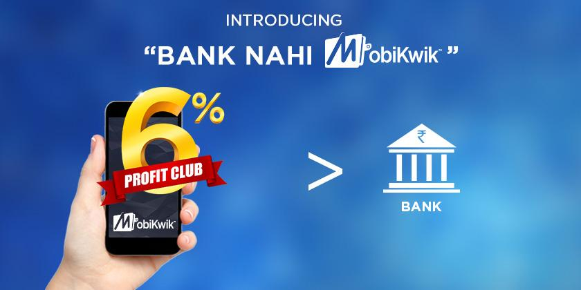 MobiKwik Cancels 6% Wallet Interest Scheme As RBI Stops Them From Turning Into A Digital Bank