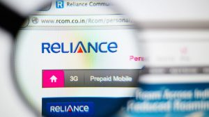Reliance Communication Website