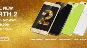 Reliance LYF Earth 2 Smartphone with Retina Scan Launched at Rs. 19,999