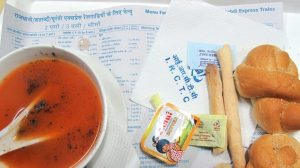 IRCTC Partners with DRDO Labs to Provide High Grade Ready-To-Eat Food For Passengers