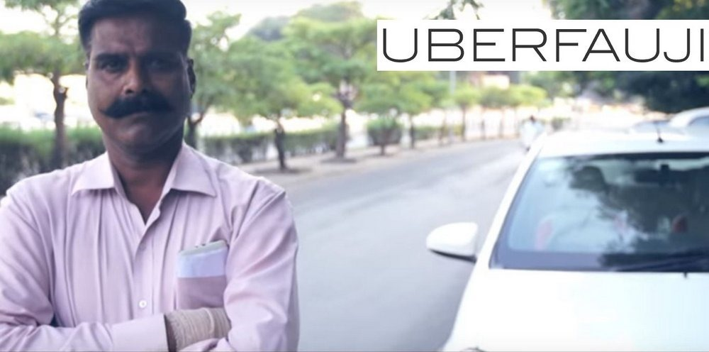 UberFauji, A Big Hit With Ex-Service Men; 10k Veterans Signup in 6 Months