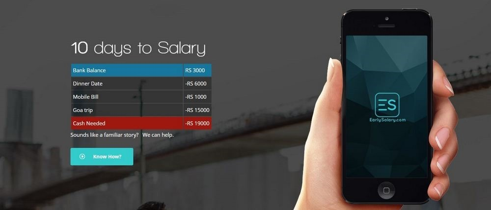 EarlySalary Introduces Payday Loan Concept In India; Users Can Now Get Instant Micro-Loans Via App
