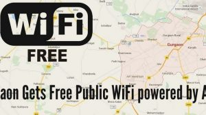 After Delhi, Parts of Gurgaon Get Free Public WiFi powered by Airtel