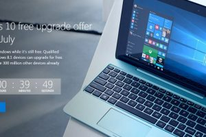 Hurry Up! Microsoft Free Windows 10 Upgrade Offer Ends On 29 July. Get Your Win 10 Copy Now!