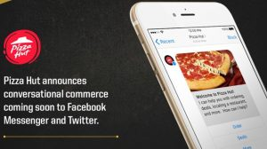 Pizza Hut Launches Chatbot To Book Orders Via Facebook, Twitter: Automation Taking Over Food Industry?