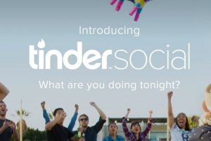 Tinder Launches its 'Tinder Social' Service in India; From Dating to Socializing?