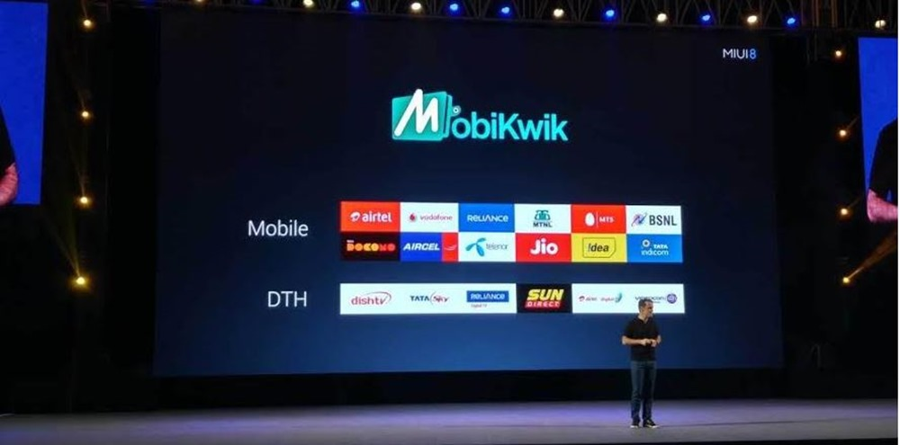 Xiaomi & MobiKwik Partner to Bring One-Touch Payments on MIUI8 ROM