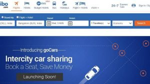 GoIbibo to Start Inter-City Ridesharing Service 'goCars' Soon!