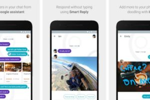 Google Allo Test Version Leaks with Voice Messaging, Self-Destructing Texts and Private Notifications