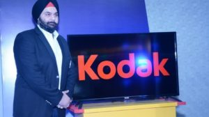 Kodak Enters Indian LED TV Market with 5 Televisions Starting at Rs. 13,500