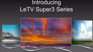 LeEco Super3 4K TV Launched in India: Price, Specs & More..