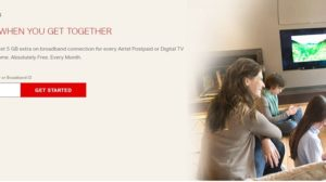 Airtel Now Offers 5GB Data Free To Home Broadband Users Under 'myHome Rewards'