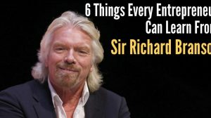 6 Things Every Entrepreneur Can Learn From Sir Richard Branson