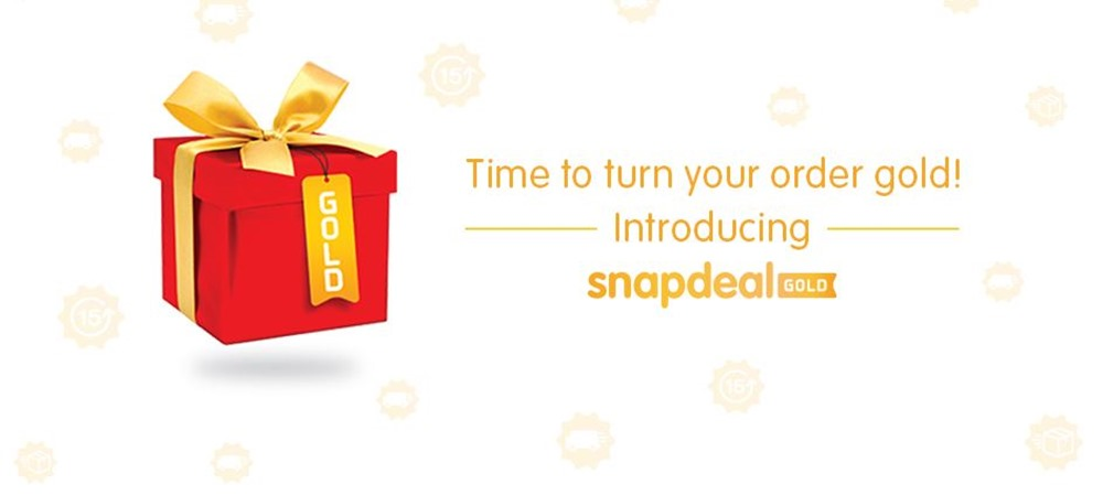 Snapdeal Launches Snapdeal Gold, A Free Premium Service to Rival Amazon Prime & Flipkart Assured