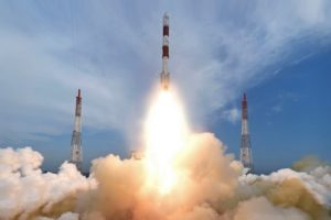 ISRO Makes India Proud By It's Longest Ever Launch Mission; PSLV-C35 Places 8 Satellites In Different Orbits!