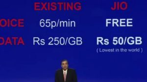 Reliance Jio Commercially Launched: Free Voice/SMS, Cheapest Data Rates in the World!