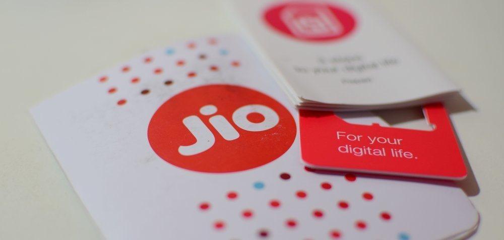 Jio SIM Card Reliance Jio LYF
