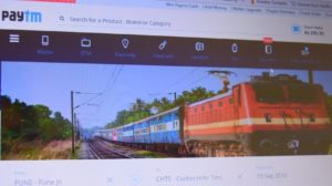 Now Book IRCTC Tickets on Paytm Website & Mobile App