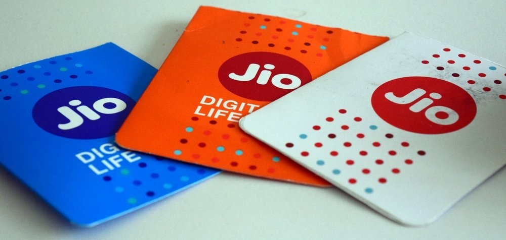 Reliance Jio SIM Cards Connectivity
