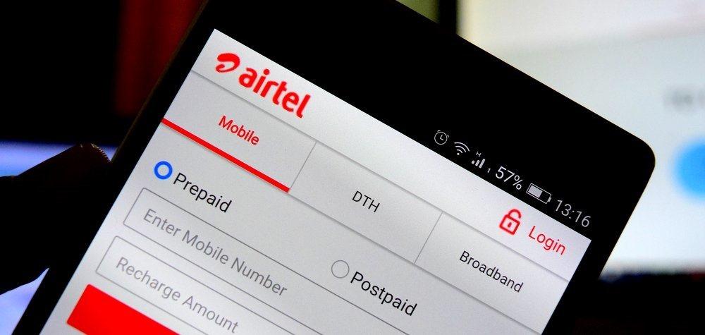 Airtel Mobile Prepaid Postpaid Data Tariff Plans
