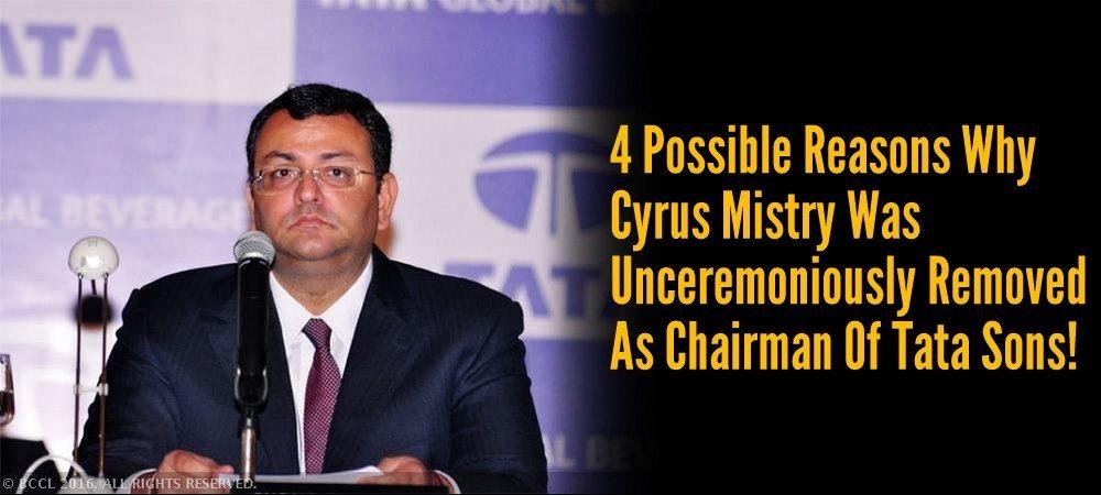 Cyrus Mistry new
