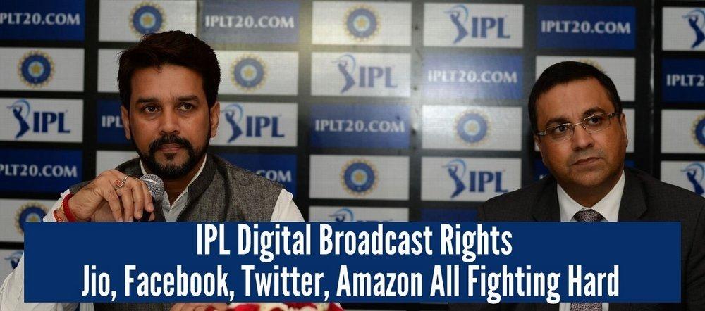 Digital Broadcast Rights