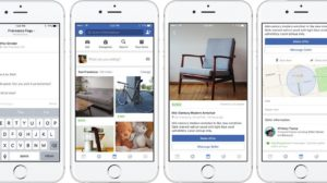 Facebook Launches Marketplace To Allows Nearby User To Buy/Sell Products; Combines Craigslist, eBay & Amazon Into One