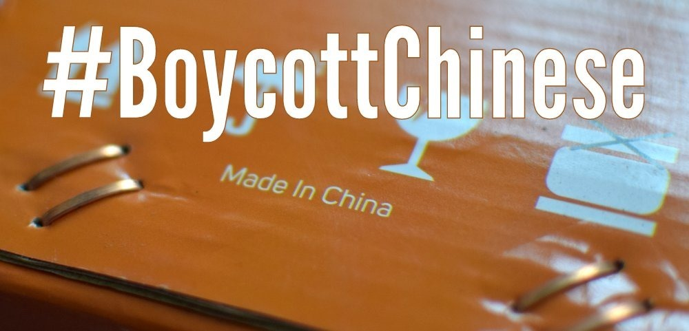 Made in China Boycott Chinese-001