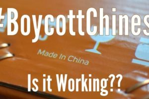 Local Trade Bodies Claim 40% Decrease in Made In China Sales This Diwali; Is #BoycottChinese Working?